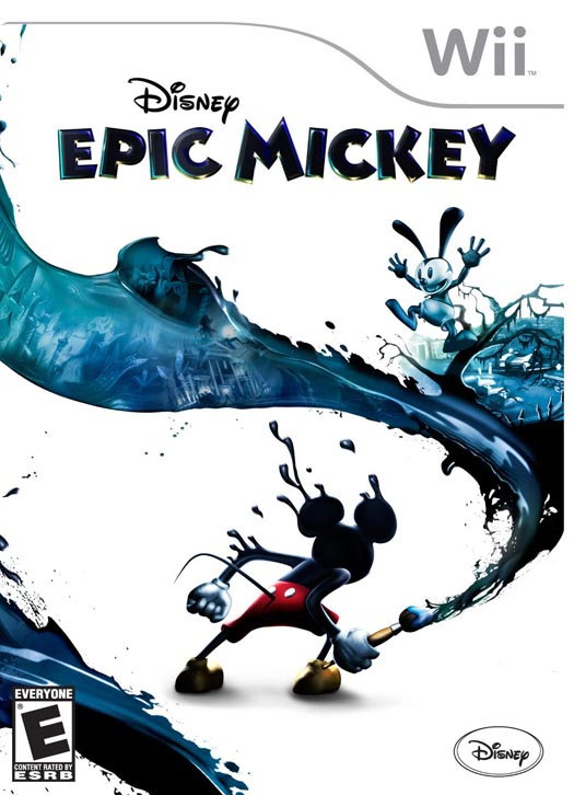 Review of Epic Mickey