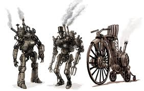 the original Steampunk