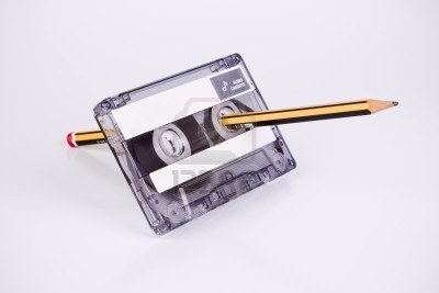 15095588-cassette-tape-with-pencil-to-rewind