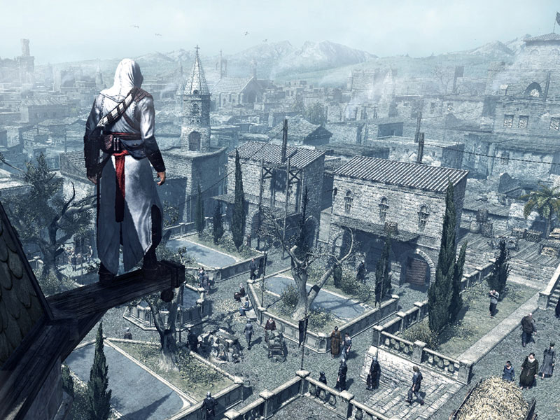 First Impressions of Assassin's Creed 2