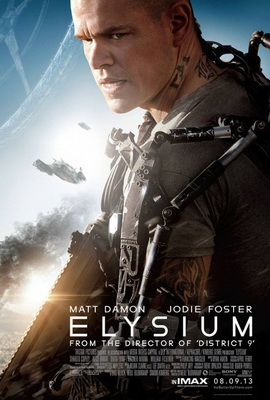 Elysium Trailer Looks Rather Exciting