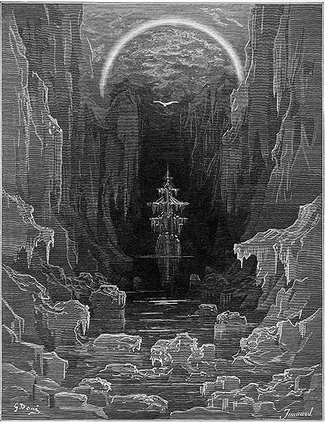 Writing Rime of the Ancient Mariner, Part 1