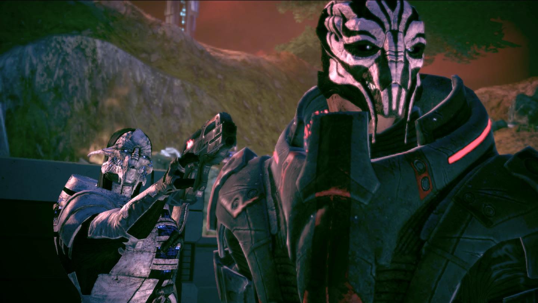 Mass Effect Story Enneagram - Part 2