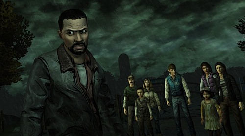 And Now Let's Play The Walking Dead